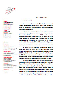 Lettre aux candidats 2012