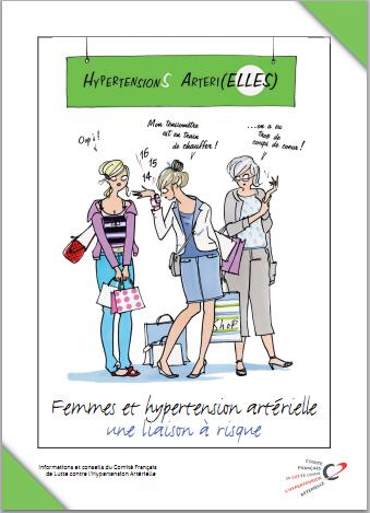 Brochure 2012 - Femme et HTA : une liaison à risque