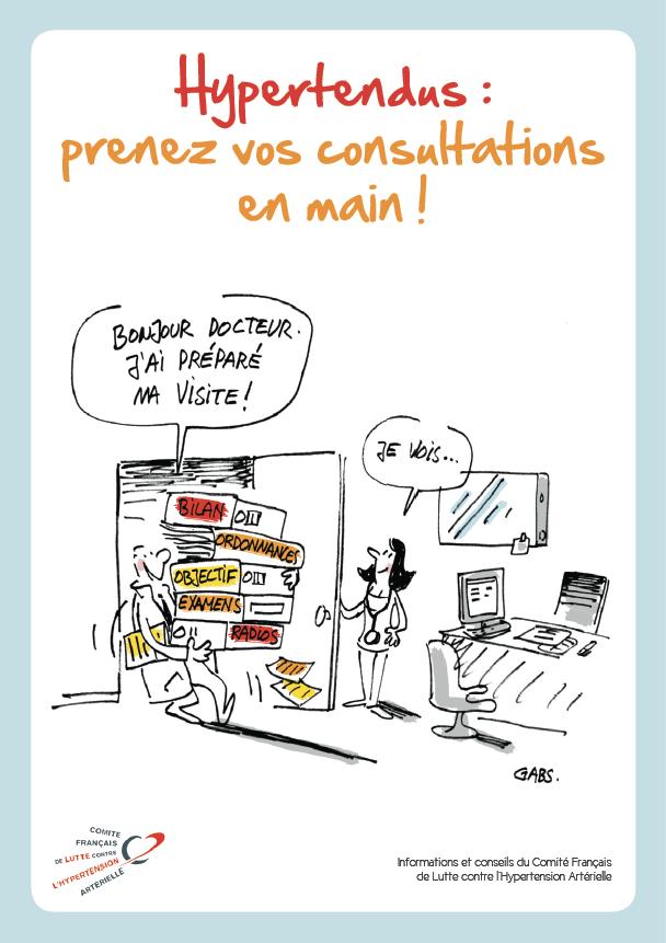 Livret 2014 - Hypertendus : prenez vos consultations en mains